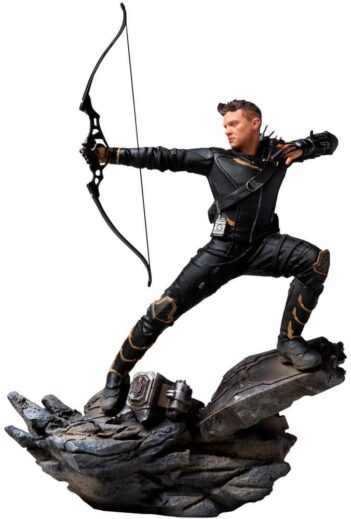 Iron Studios Hawkeye Avengers: Endgame