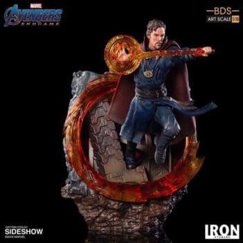 Doctor Strange - Avengers Endgame - Iron Studios