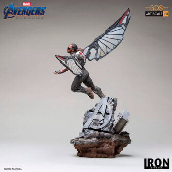Iron Studios Falcon BDS Art Scale 1/10 - Avengers: Endgame