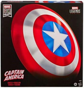 HASBRO MARVEL LEGENDS Escudo de Capitan América