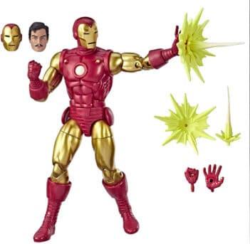 HASBRO Marvel Legends Comics 80th