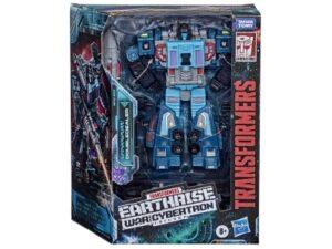 HASBRO Transformers Generations War for Cybertron Earthrise Leader Doubledealer PRE VENTA