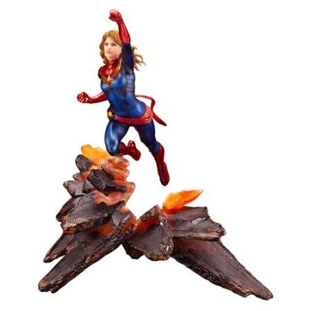 Marvel Universe Captain Marvel ARTFX Premier 1:10 Scale Statue