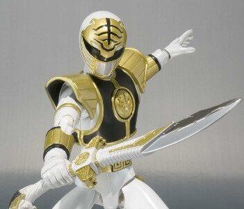 Mighty Morphin Power Rangers S.H.Figuarts White Range