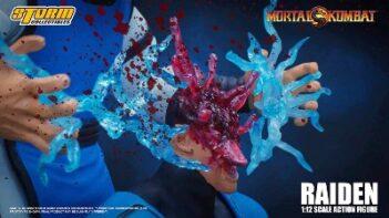 Mortal Kombat Raiden