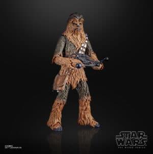 "Star Wars 40th Anniversary The Black Series 6"" Chewbacca"