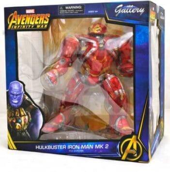 diamond select hulkbuster