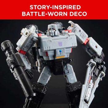 hasbro transformers Megatron gotham store