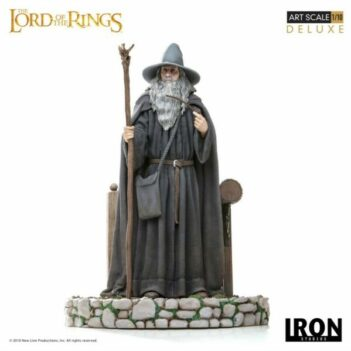 IRON STUDIOS 1/10 LORD OF THE RINGS GANDALF