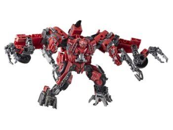 HASBRO Transformers Studio Series 66 Leader Overload PRE VENTA