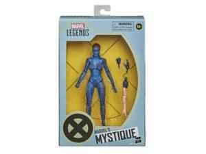 HASBRO X-Men (2000) 20th Anniversary Marvel Legends Mystique PRE VENTA