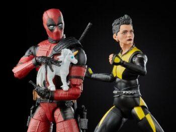 HASBRO X-Men Marvel Legends 20th Anniversary Deadpool & Negasonic Teenage Warhead PRE VENTA