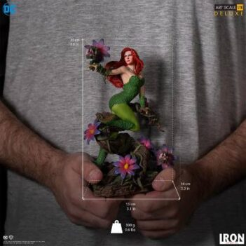 IRON STUDIOS Poison Ivy DC Comics by Ivan Reis PRE VENTA