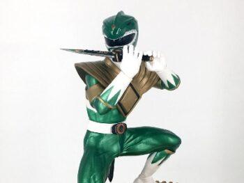 PCS COLLECTIBLES Mighty Morphin Power Rangers Green Ranger 1/8 Scale Statue PRE VENTA