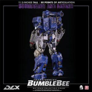 ThreeZero Transformers DLX Soundwave & Ravage