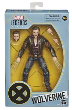 X-Men (2000) 20th Anniversary Marvel Legends Wolverine