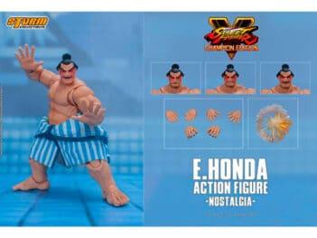 Street Fighter V E. Honda