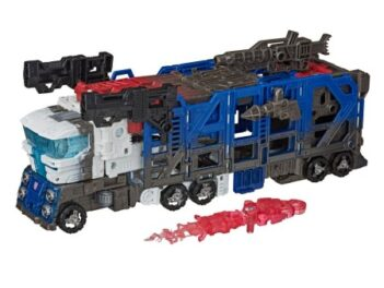 Transformers War for Cybertron Trilogy Leader Ultra Magnus