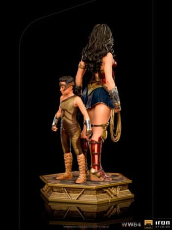 Wonder Woman & Young Diana Deluxe Art Scale 1/10 – WW84