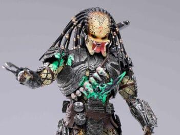 Alien Vs. Predator Scar Predator (Final Battle)