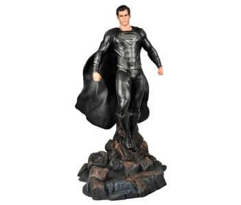DIAMOND SELECT Justice League Gallery Superman (Kryptonian) Figure PRE VENTA
