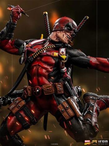 Deadpool Deluxe BDS Art Scale