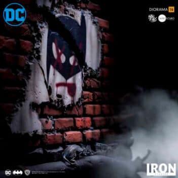 Batman vs Joker Battle Diorama 1/6 – DC Comics Series 4 by Ivan Reis