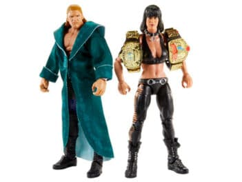 WWE Elite Collection Triple H & Chyna Two-Pack