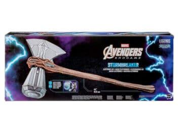 Marvel Legends Series Stormbreaker Electronic Axe