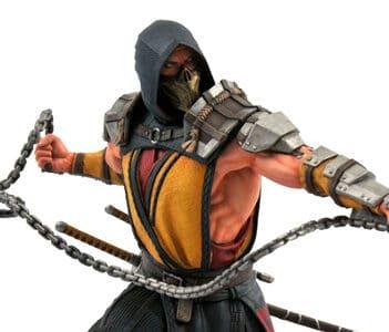 Mortal Kombat XI Gallery Deluxe Scorpion Figure