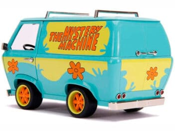 Scooby-Doo Hollywood Rides Shaggy and Scooby & Mystery Machine 1/24 Scale Vehicle