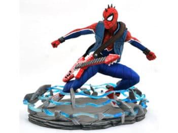Spider-Man (2018 Video Game) Gallery Spider-Punk Figure