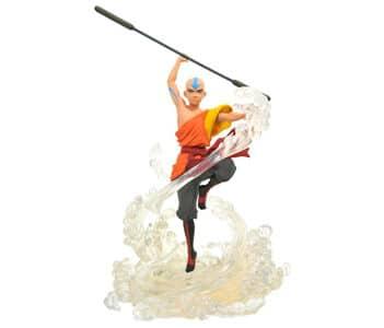 Avatar: The Last Airbender Gallery Aang Figure