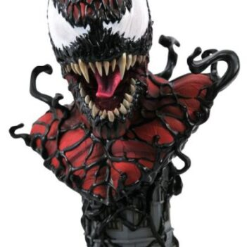 Marvel Legends in 3D Carnage 1/2 Scale Limited Edition Bust