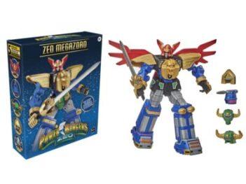 "Power Rangers Zeo Zeo Megazord 12"" Figure"