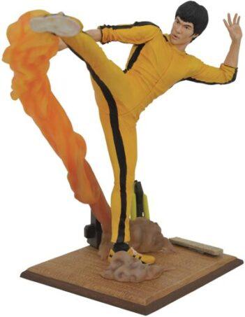 Bruce Lee (Kicking) Gallery Figure