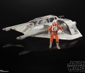 """Star Wars: The Black Series 6"""" Snowspeeder (Empire Strikes Back)"""