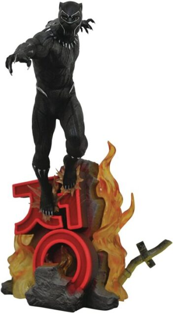 Black Panther Premier Collection Black Panther Statue