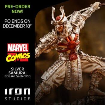 Silver Samurai BDS Art Scale 1/10 - Marvel Comics