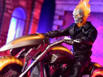 12 Collective Ghost Rider & Hell Cycle Set PRE VENTA