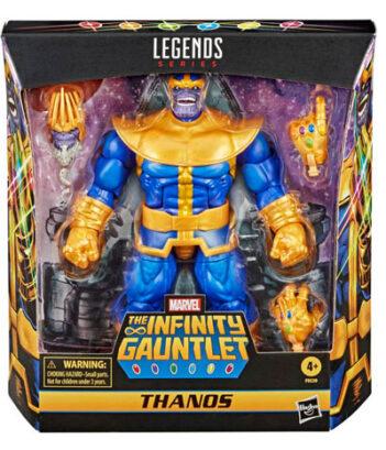 HASBRO Marvel Legends Deluxe Thanos PRE VENTA