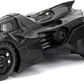 DC Comics Batman 2015 Arkham Knight Batmobile & Batman