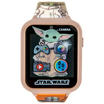 Accutime Star Wars The Mandalorian and The Child Interactive Reloj infantil