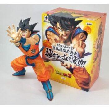 Banpresto Dragon Ball Z Kamehameha Wave Son Goku Figura de acción