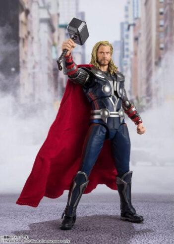The Avengers S.H.Figuarts Thor (Avengers Assemble Edition)