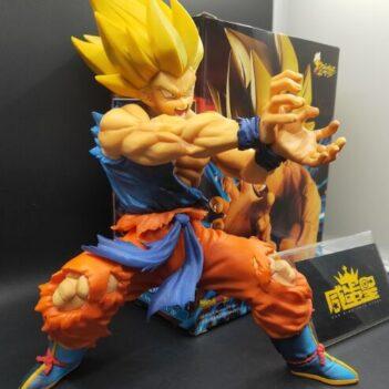 Banpresto Dragon Ball Legends Collab Kamehameha Son Gokou
