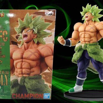 BANPRESTO Dragon Ball Super BWFC 2 Champion Special Broly
