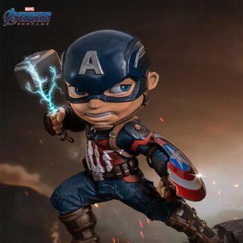 Avengers: Endgame Mini Co. Captain America