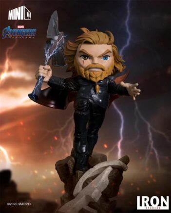 IRON STUDIOS Avengers: Endgame Mini Co. Thor