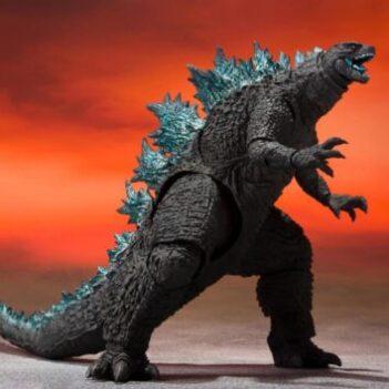 Godzilla vs. Kong S.H.MonsterArts Godzilla